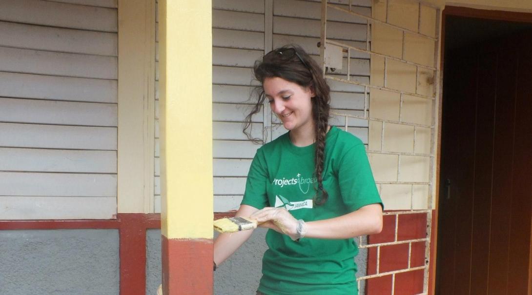 Abigail P in Jamaica